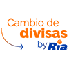 Logo Ria Cambio de Divisas