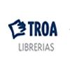 Logo TROA Librerías